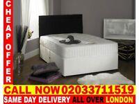 double bed nd mattress Salamonia