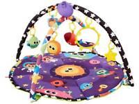 Lamaze space baby gym