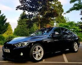 2016 BMW 320d auto bmw waranty