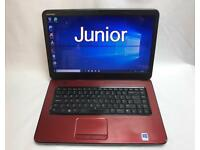 Dell Fast HD Laptop, 4GB Ram 320 GB, Windows 10, HDMI, Microsoft office, Very Good Condition