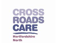 Crossroads Care Hertfordshire North SALARIED Response Worker (Care & Support in the home)