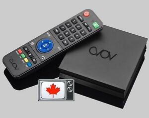 #1 Service!!!!  AVOV TVONLINE N 4K/BuzzTV 4K in Stock Now, Only $139***IPTV Store Carry All IPTV Box,Mag254/256 AVOV *