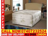 BEST QUALITY ORTHOPEDIC DIVAN BED - CHEAP IN PRICE NOT QUALITY -ALL SIZES AVAILABLE. Garden City