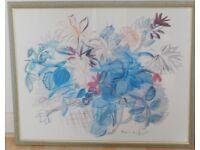 Raoul Dufy solid professionally framed art print
