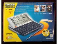 Psion 5MX PDA + Acessories. Boxed, in Mint Condition