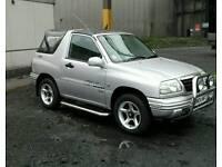 Suzuki vitara converible 1600