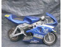 Three mini moto projects, £50 for all three