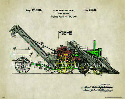 Tow Towing Truck Patent Art Print Poster Wrecker Toys Collectibles Repo PAT366