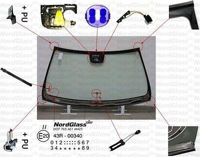 MERCEDES E-KLASSE W212 ab2009 FRONTSCHEIBE WINDSCHUTZSCHEIBE SCHEIBE AUTOGLAS