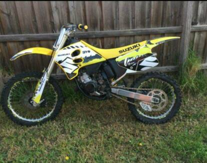 Suzuki RM 125 1994 model St Albans Brimbank Area Preview
