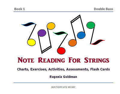 (Note Reading For Strings Book 1 (Double Bass))
