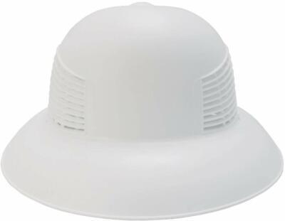 Mann Lake Plastic Vented Helmet Beekeeping Hat Beehive Suit Head Gear Supplies