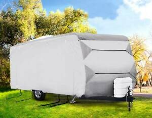 Heavy-Duty Caravan Cover / 1-Year Warranty - PRICES FROM