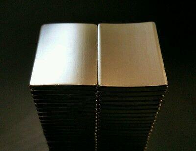 10 New Neodymium Motor Magnets Rare Earth Super Strong N52 Grade