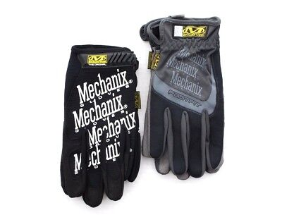 2 Pack Mechanix Wear Original and Fast Fit Work Safety Gloves MBP-MG-010 Large