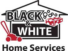 Black & White Lawn & Garden Care Franchise for Sale - Bris Sth Capalaba Brisbane South East Preview