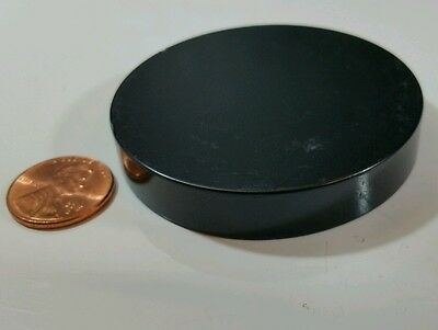 1 Huge Neodymium N52 Disc Magnet. Super Strong Rare Earth Neo. 2-14 X 38
