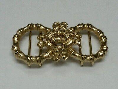 Пряжки MIMI 1974 Gold Bamboo Belt