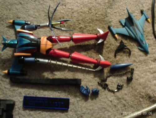 BANDAI Soul of Chogokin GX-19 Getter Liger Star Arrow
