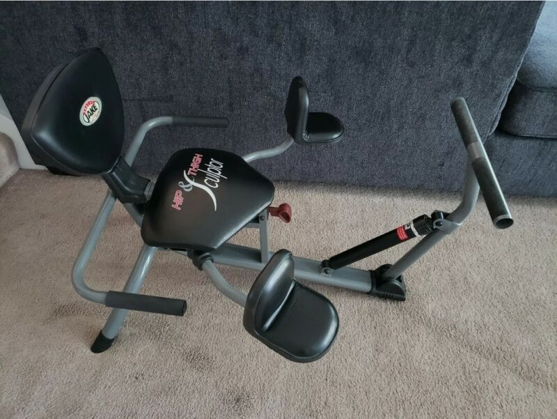 Body by Jake Hip & Thigh Sculptor Exercise Machine - BRAND NEW