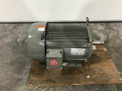 Unimount 125 A933a 1765rpm 15hp 254t Frame 3ph Motor New