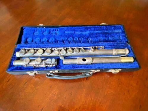 Gemeinhardt Elkhart, Ind. M2 Flute