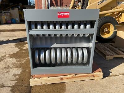 Dayton Natural Gas Unit Heater Mod. No. 55fg71