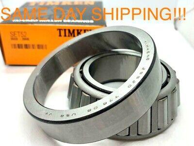 Timken 2558025520 1-34 Tapered Roller Bearing Set A52 Same Day Shipping
