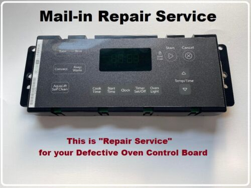 Mail -in Repair Service for Whirlpool W10586737 control board