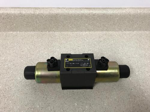 Parker Hydraulic Control Valve D3FWE82MCNJW020 NEW