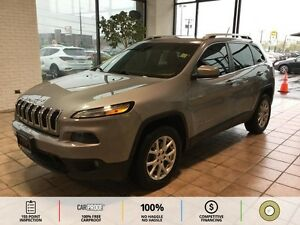 2015 Jeep Cherokee North BT! REMOTE START! HTD SEATS!