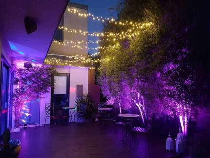 Lighting Packages for Hire | Perfect for Weddings & Parties