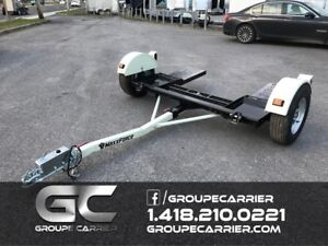 2018 DELUXE TOW DOLLEY• FREINS HYDRAULIQUES• REMORQUE À Dolly -