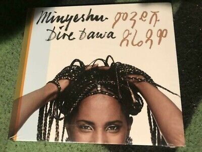 """Minyeshu """"Dire Dawa"""" IMPORT cd Me and My Other Records cd SEALED UNPLAYED!"""