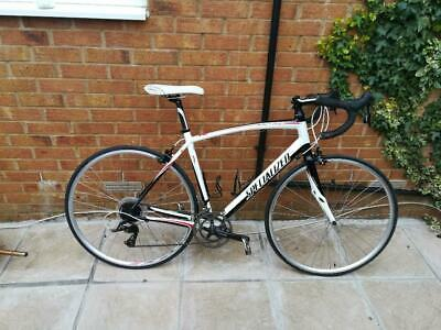 Specialized Secteur Lightweight Aluminium Road Bike. Carbon Forks. Large