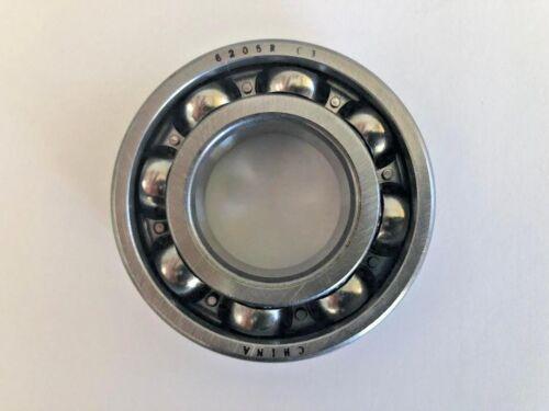 1 pc 6205 C3 open High Quality ball bearing,  25x 52x 15 mm