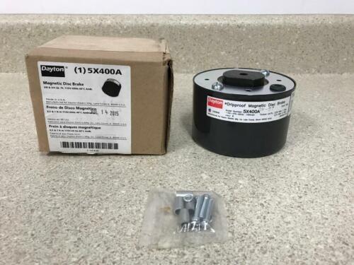 Dayton 5X400A  Magnetic Disc Brake NEW