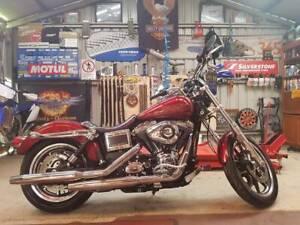 2017 Harley Davidson Low Rider