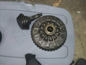 Stock 8.5 ring & pinion gear with carrier - GM