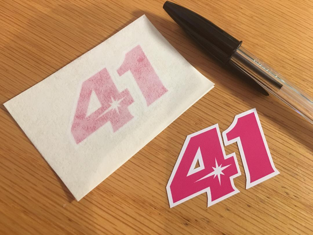 Aleix Espargar/ó Race Number 41 Medium