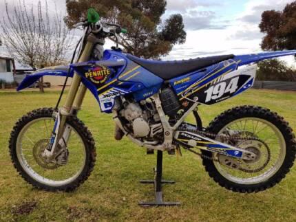 2007 YZ 125 Yamaha
