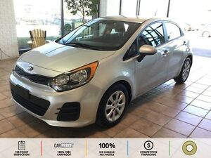 2016 Kia Rio LX+ TRUNK COVER! BLUETOOTH! CRUISE CONTROL! STEE...
