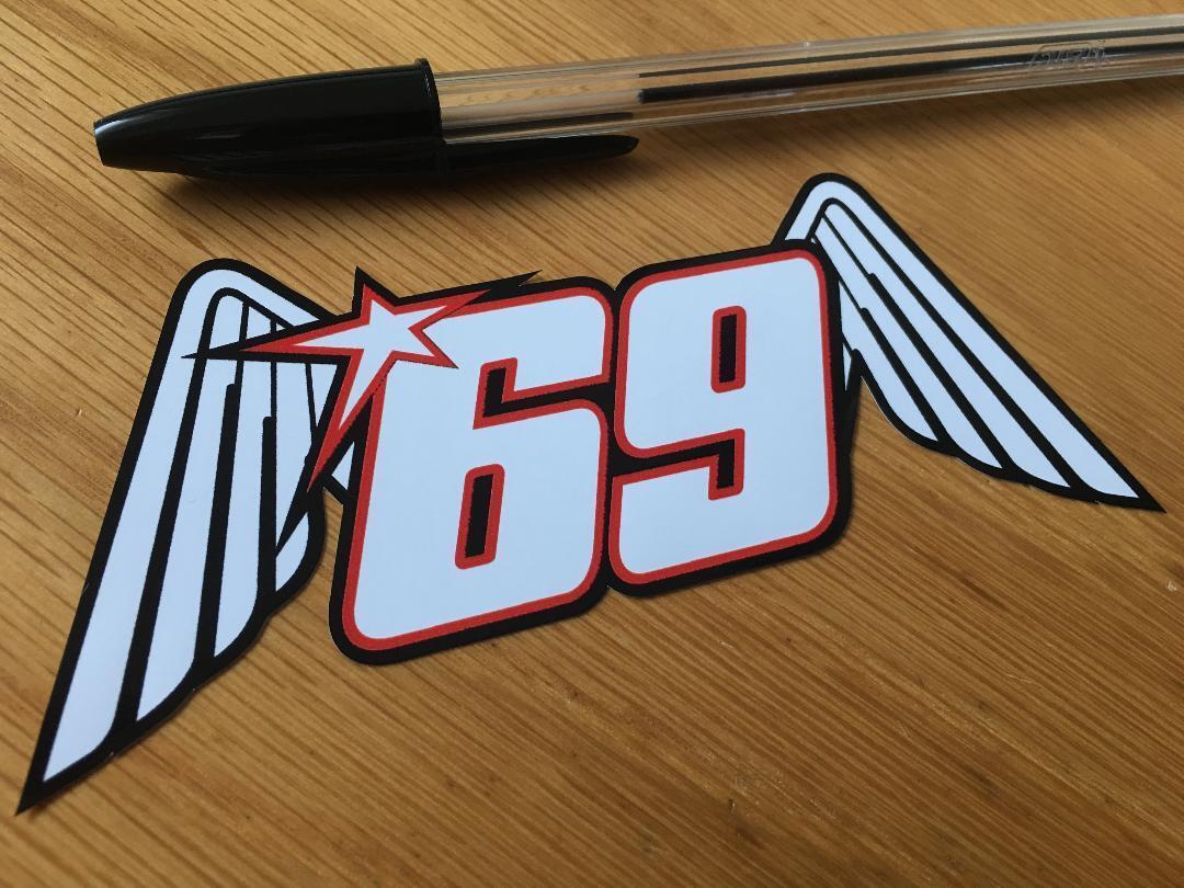 Nicky Hayden 69 Logotype