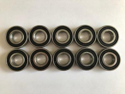 10 Pcs R10 2rs Premium Sealed Ball Bearing 58x 1-38x 0.344 Inch
