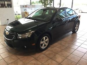 2014 Chevrolet Cruze 2LT BLUETOOTH! CRUISE CONTROL! HEATED SE...