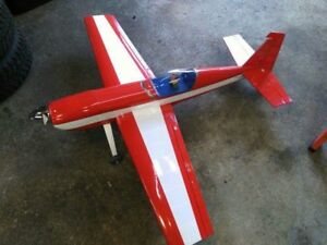 EXTRA 300S 58 inch wingspan remote control plane