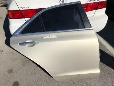13-16 Cadillac ATS Sedan Back Right Passenger Door OEM 102V