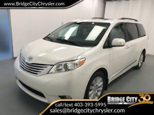2014 Toyota Sienna Limited- *AWD* DVD, Camera, Heated Seats!