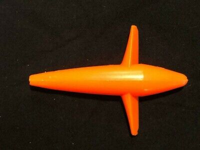 "4.5/"" TEASER BIRD /'FLUTTER/' CUSTOM OFFSHORE TACKLE FISHING TUNA PLASTIC PEARL"