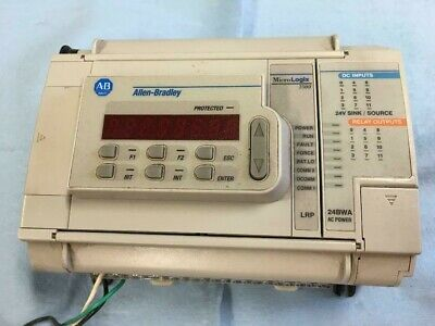 Allen Bradley 1764-24bwa Micrologix 1500 Controller